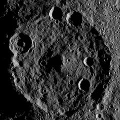 Swooping by at a unique angle, NASA's Dawn space probe recently captured some of the clearest views yet of dwarf planet Ceres, including Occator Crater and its intriguing bright surface features.