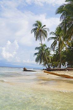 Paradise Beach of San Blas, Panama