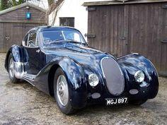 Afbeeldingsresultaat voor Bentley Mk6 Dartmoor Coupe