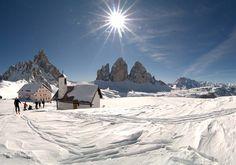 Hochpustertal-Vacanza in inverno in Val Pusteria, Dolomiti, Alto Adige: Alta Pusteria