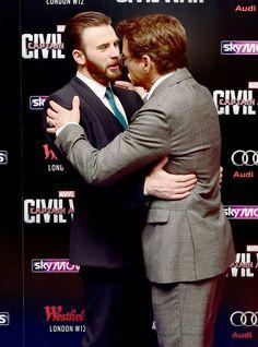 Chris and Robert