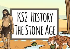 The Stone Age History - Primary Resources Great Fire Of London, The Great Fire, Stone Age Ks2, Outdoor Learning, Forest School, Teaching History, Iron Age, Fun Activities For Kids, Prehistory