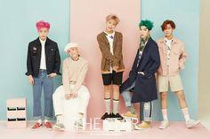 ⤴× kthpgs × I kpop I IMFACT - JEUP, UNGJAE, TAEHO, JIAN & SANG