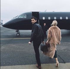 FOR THE HONEYMOON || A blacked out private jet || NOVELA BRIDE...where the modern romantics play & plan the most stylish weddings... www.novelabride.com @novelabride #jointheclique