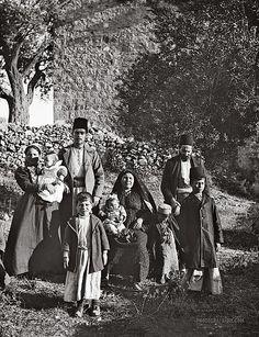 Group of Ashkenazi Jews: Palestine 1900-1920