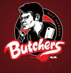 Bay Harbor Butchers (a Dexter inspired design) by Kari Fry.