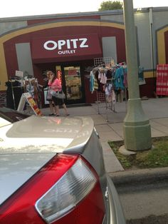 For over 20 years Opitz Outlet has been the Twin Cities best kept secret in discounted authentic designer apparel, shoes & accessories.