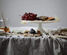 Madame Gateau: Comment faire un beau plateau de fromages ?