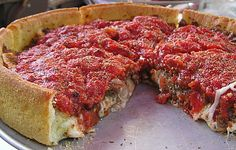 Recipe: Vegan Deep Dish Pizza