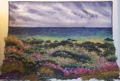 textile techniques and textile art landscapes – hand embroidery ...