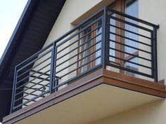 Znalezione obrazy dla zapytania balustrady balkonowe żałuzje