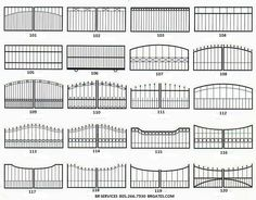 Modern Entry Gate Designs