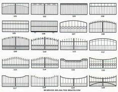 Modern Entry Gate Designs