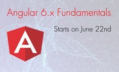 Angular 6 is available! https://loom.ly/c63NYAQ Our coming Angular course will be updated accordingly! https://loom.ly/ndBqtQ4