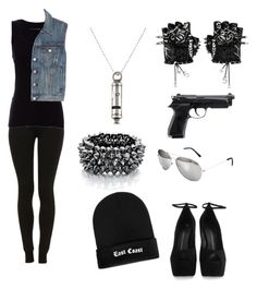 U0026quot;BAD GIRL STYLEu0026quot; By #liveeverymoment91 On Polyvore | My Things | Pinterest | Bad Girl Outfits ...