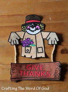 Give Thanks Door Hanger 2
