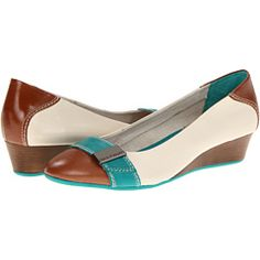 Hush Puppies Candid Pump OR Off White/Tan Multi - Zappos.com Free Shipping BOTH Ways