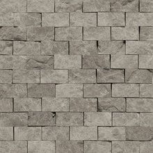 View the Daltile M744-12SF1S Marble Silver Screen 2 x 1 Split Face Multi-Surface Mosaic Tile at Build.com.