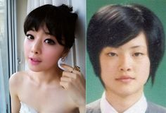 Google Image Result for http://i2.asntown.net/h4/korean-celebrities/6/actress/Hong-Soo-Ah-before-and-after-02.jpg