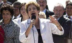 Dilma Rousseff ressurge falando bobagem: diz que processo judicial contra Lula é…