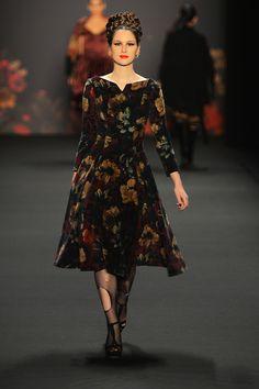 Lena Hoschek, Fall 2013 Ready-to-Wear
