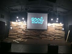 """Roots"" Stage In Progress"