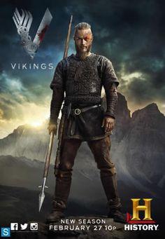 Razones por las que debes ver la serie de televisión Vikingos (Vikings)