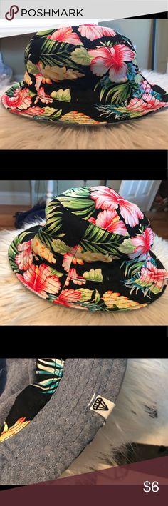 87415285b12 Reversible Floral Bucket Hat Diamond Supply Co. Diamond Supply Co.