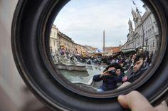 @alemeacci #roma #rom  #specchioconvesso #convexmirror #fair