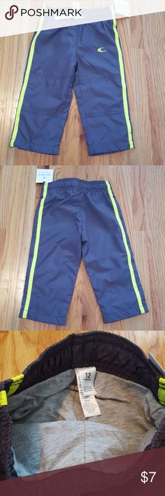 Baby boy lined Pants NWT Baby boy casual pants with soft lining inside. Water resistant. Never worn, NWT Carter's Bottoms Casual