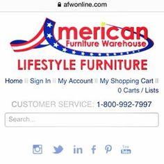 #americanfurniturewarehouse #afwonline #lifestlyefurniture #furniture |  Whatu0027s New With AFW | Pinterest | Ps And Furniture