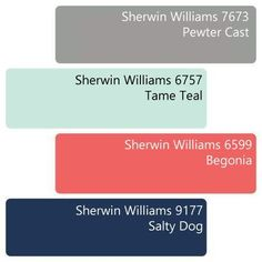 Colors That Go Well With Seafoam Green Color Schemes