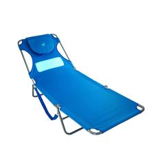 Ostrich Chaise Lounge Folding Portable Sunbathing Poolside ... on Dollar General Chaise Lounge id=68422