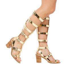 Clarity Gladiator Sandals