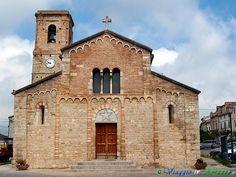 15-P5259333+.jpg - 15-P5259333+.jpg - Civitaquana: l'antica chiesa romanica di S. Maria delle Grazie (XII sec.), Monumento Nazionale.