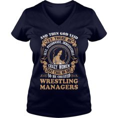 WRESTLING MANAGERS God said woman #gift #ideas #Popular #Everything #Videos #Shop #Animals #pets #Architecture #Art #Cars #motorcycles #Celebrities #DIY #crafts #Design #Education #Entertainment #Food #drink #Gardening #Geek #Hair #beauty #Health #fitness #History #Holidays #events #Home decor #Humor #Illustrations #posters #Kids #parenting #Men #Outdoors #Photography #Products #Quotes #Science #nature #Sports #Tattoos #Technology #Travel #Weddings #Women