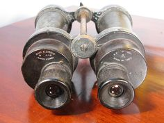 Vintage WW2 Period Royal Navy Admiralty Issue CF 41 x7 Magnification Binoculars by Barr & Stroud of Glasgow & London Serial No 15817 circa 1938  This is an early pair of type CF41 binoculars carried by the British Royal Naval fleet, they were mainly used in Naval reconnaissance during WW2 and also in the immediate post war period. They were of particular use in Low Light conditions, because of the configuration of the Porro 11 Prisms. This is a solid pair, in vintage condition returni...