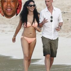 Russell Simmons Girlfriend 2014