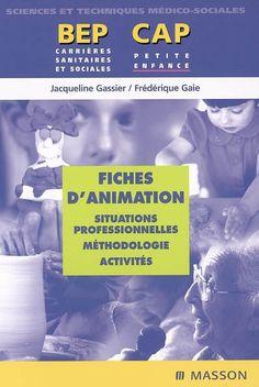 fiche technique cap petite enfance pdf