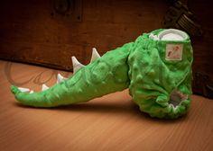 Dino Dipe - Green