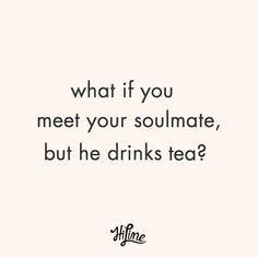 or hates coffee...hmmmmm