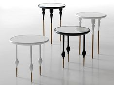 Philippe I coffee table for Casamania, Sweet and reminiscent of Jaime Hayon