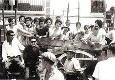 San Agustín, La fiesta de los toros en Serradilla Old Pictures, Concert, People, Old Photography, Antique Photos, Party, Fotografia, Old Photos, Concerts