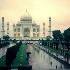 Indian rain