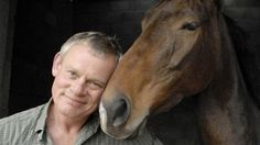 Martin Clunes and Chester