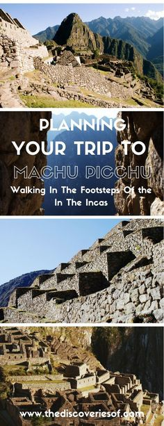 Machu Picchu in Peru is at the top of so many bucket lists. Whether you hike or not, its so stunning that the pictures can never do it justice. Click to read our guide to planning your perfect trip.