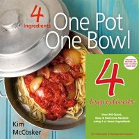One Pot & Book & BOOK 1 Green HALF PRICE | 4 Ingredients