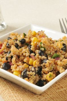 Weight Watchers Quinoa and Black Bean Chili Recipe - 6 Smart Points