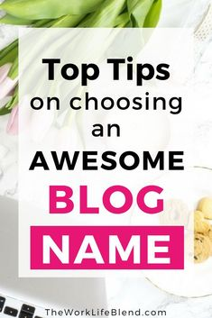 Struggling to come up with the perfect business name? I've got 5 top tips on finding a company name so you can turn your business idea into a reality! Make Money Blogging, Make Money Online, How To Make Money, Company Name Generator, Thing 1, Blog Names, Business Names, Blogging For Beginners, Company Names