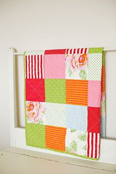 Gorgeous quilts!
